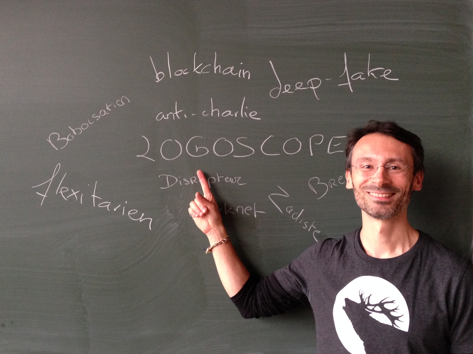 Depuis sa création, le Logoscope a permis de détecter 1 493 néologismes. Photo MR