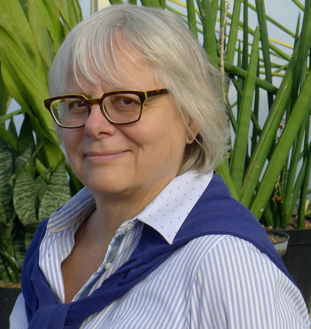Danièle Werck est directrice de recherche émérite à l'Institut de biologie moléculaire des plantes. Photo DR